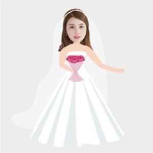 婚禮主題 英倫風 拍照道具 趣味貼圖 人物造型貼圖