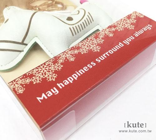 真愛王子鑰匙圈 馬上愛鑰匙圈 聖誕禮物 聖誕交換禮物